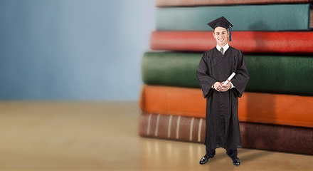 3D me on graduation day